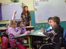 Добри учителски практики открит урок 1 клас - ОУ Граф Н. Игнатиев - Граф Игнатиево, Пловдив