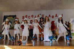 Коледен концерт в поделение 28000 - ОУ Граф Н. Игнатиев - Граф Игнатиево, Пловдив