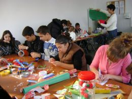 Коледна работилница 2012 - ОУ Граф Н. Игнатиев - Граф Игнатиево, Пловдив