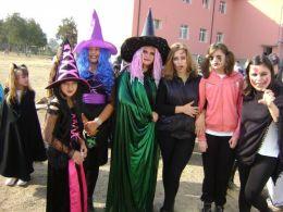 Halloween 2013 - ОУ Граф Н. Игнатиев - Граф Игнатиево, Пловдив