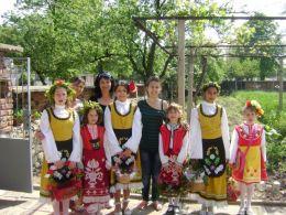 Лазарки - 2013г. - ОУ Граф Н. Игнатиев - Граф Игнатиево, Пловдив
