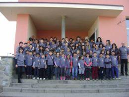 Масов крос по повод световната инициатива CISM Day Run - ОУ Граф Н. Игнатиев - Граф Игнатиево, Пловдив